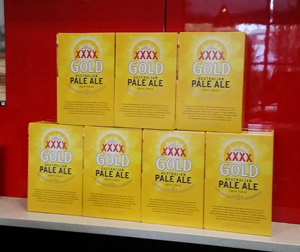 XXXX Gold Pale Ale