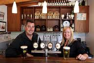 David and Karen Golding from Red Hill Brewery