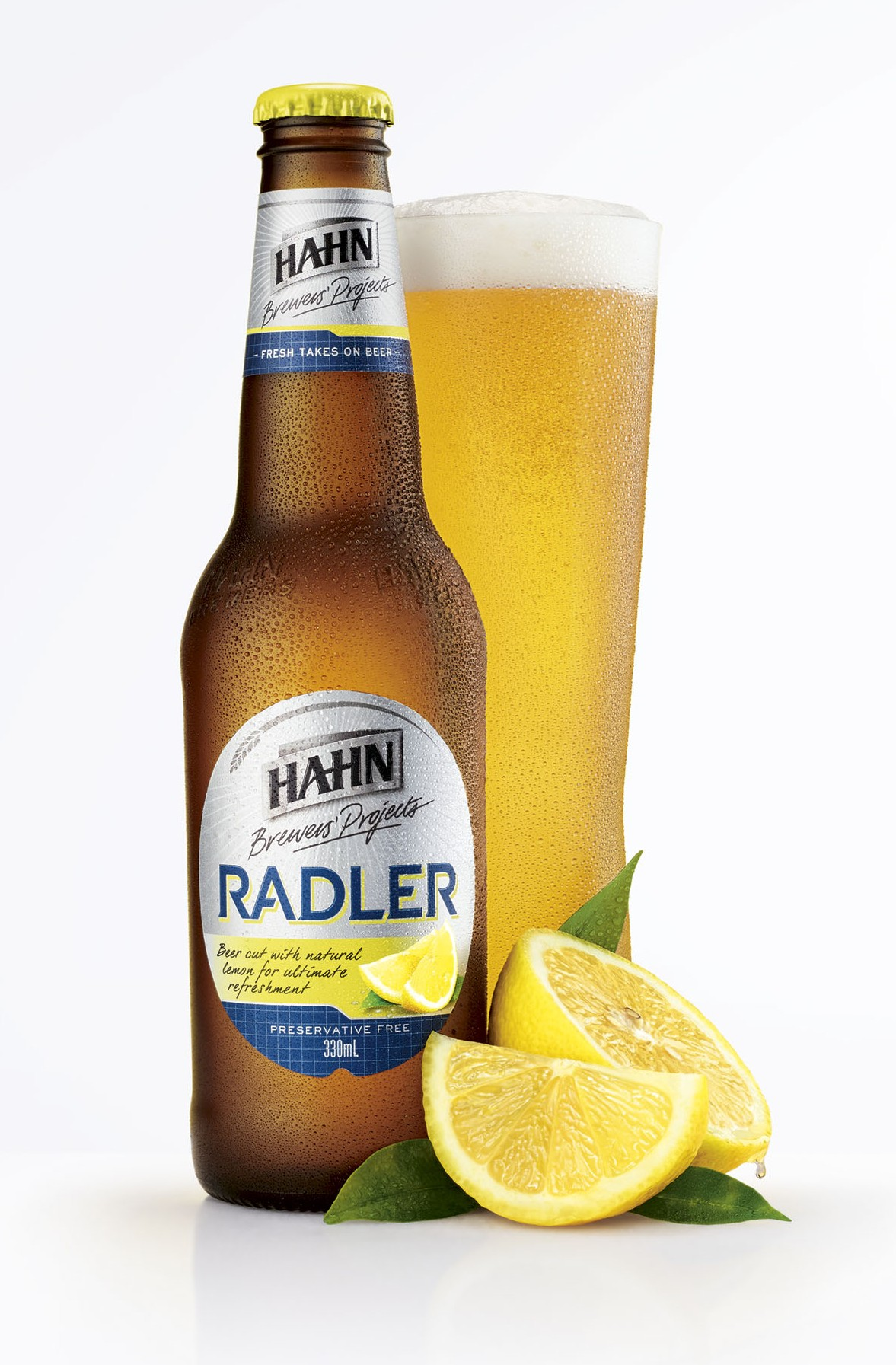 Hahn Brewers' Projects launches Radler