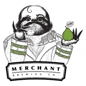 Merchant Brewing Company - Earl Pear Sloth 336x336