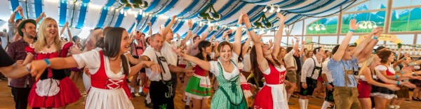 Oktoberfest Brisbane in full swing