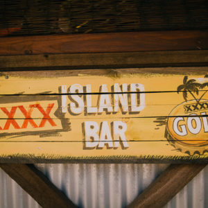XXXX Island charity auction closing soon