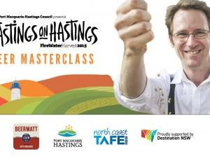 Beer masterclass for Port Macquarie