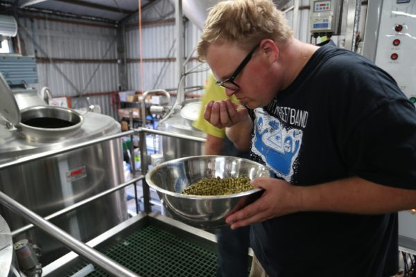 Fixation Brewing Co's Tom Delmont