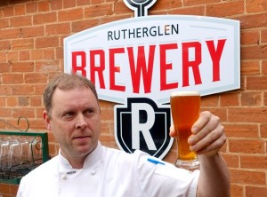 Gavin Swalwell at Rutherglen Brewery
