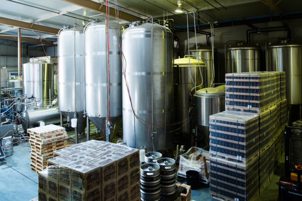 Brewcorp's existing brewery at Bassendean