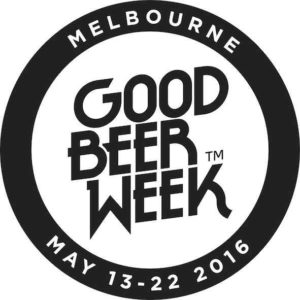 Good Beer Week 16 logo