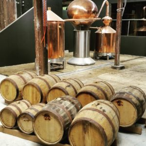 Still with Barrels @ The Apple Shed