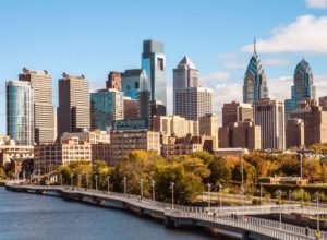 Philadelphia, where the Craft Brewers Conference 2016 began on Tuesday