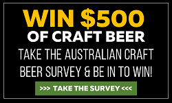 2016 Australian Craft Beer Brews News Button 250 x 150