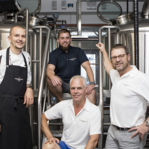 Port Douglas brewery officially open