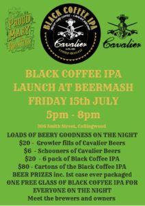 BLACK COFFEE IPA LAUNCH A3