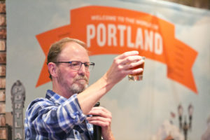 BridgePort Brewing assistant brewmaster, Eric Munger - Photo by Sarah Keayes/The Photo Pitch