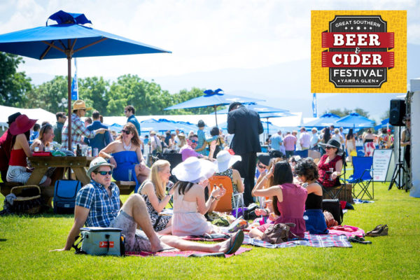 The festival will be held at the Yarra Glen Race Course