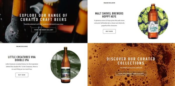 Lion's hard-to-find beers will be available on MoCu
