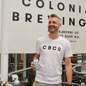 Colonial appoints head of brewing