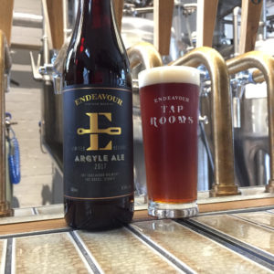 Endeavour launches first house-brewed beer