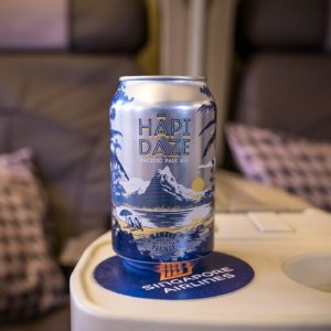 Singapore Airlines trials craft beer
