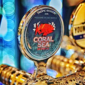 Coral Sea Brewing gets started