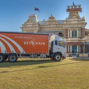 Linfox acquires sole ownership of BevChain