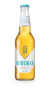 Wingman's debut beer