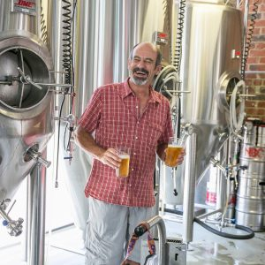 Brewpub conquers new frontier