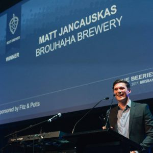 Beer is a Conversation: Matt Jancauskas