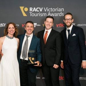 Bright Brewery wins major tourism gong