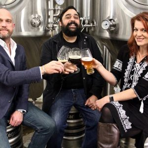 Beer is a conversation with Dave Phillips and Liam Pereira