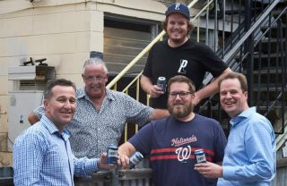 Pirate Life Brewing and their new owners, AB InBev