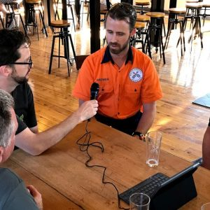 Beer is a Conversation: Haydon Morgan