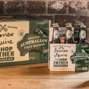 James Squire launches Hop Father XPA