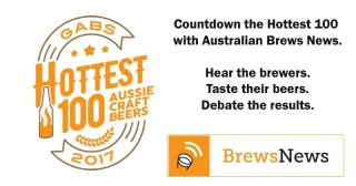 GABS Hottest 100 Aussie Craft Beers on Brews News