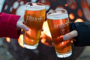 Crux Fermentation Project in Bend, Oregon