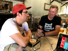 Beer is a Conversation: Topher Boehm