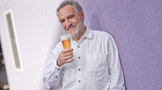Brewers Association founder Charlie Papazian