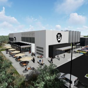 BrewDog's new Australian headquarters in Murarrie, Brisbane