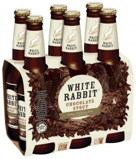 White Rabbit Chocolate Stout limited release