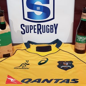 Yenda named official beer of Wallabies and Super Rugby