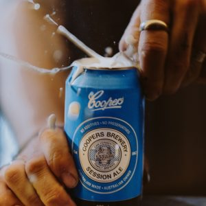 Coopers Session Ale into package after 'tremendous response'