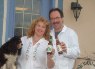 Dan and Deborah Carey of New Glarus Brewing Company