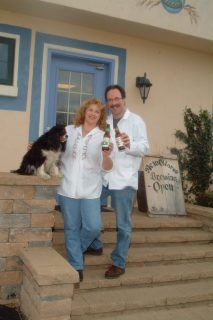 Dan and Deborah Carey of New Glarus Brewing