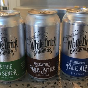 North Lakes gets White Brick Brewing