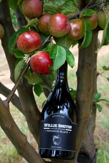 Willie Smith's limited release Kingston Black cider