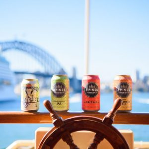 4 Pines Brewing launches bars on Manly ferries