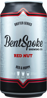 "BentSpoke's new Red Nut ""Red Hoppy"" Red IPA"