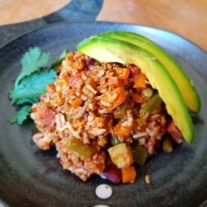 Paul Mercurio's chilli con carne with weizenbock