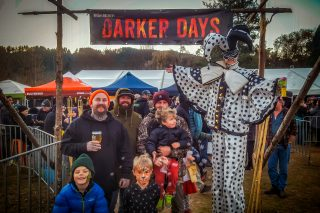 Bright Brewery's Darker Days festival