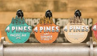 A Pacific Ale joins the 4 Pines range, and Kolsch is rebranded