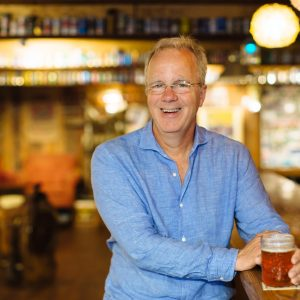 Beer is a Conversation: Tony Magee